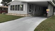 Homes for Sale in Country Place MHP, New Port Richey, Florida $45,000