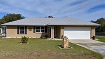 Homes Sold in Inverness Highlands, Inverness, Florida $180,000