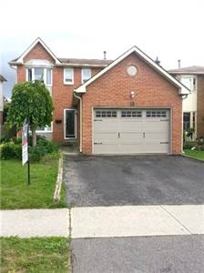 The Perfect Home In Heart Lake Brampton! 3 Large Bedrooms!