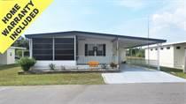 Homes for Sale in Colony Cove, Ellenton, Florida $32,500