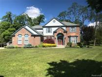 Homes for Sale in Farmington Hills, Michigan $599,900