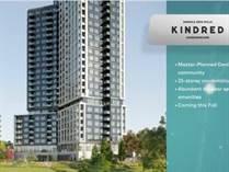 Condos for Sale in Eglinton/Erin Mills Parkway, Mississauga, Ontario $485,900