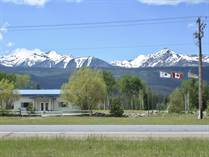 Commercial Real Estate for Sale in Valemount, British Columbia $3,500,000