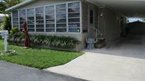 Homes for Sale in Coral Cay, Margate, Florida $39,900