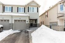 Homes for Sale in Stonebridge, Ottawa, Ontario $549,900