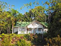 Homes for Sale in Escaleras , Dominical, Puntarenas $489,000