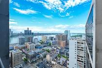 Condos Sold in Downtown, Windsor, Ontario $254,000