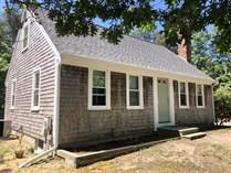 Homes for Sale in Eastham, Massachusetts $489,000