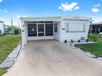 Homes for Sale in Blue Jay Mobile Home Park, Dade City, Florida $12,000