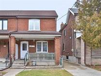 Homes for Rent/Lease in Toronto, Ontario $1,750 monthly