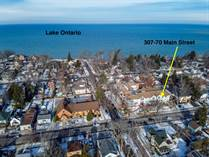 Condos for Sale in Port Dalhousie, St. Catharines, Ontario $475,000