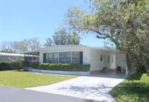 Homes for Sale in Camelot Lakes MHC, Sarasota, Florida $29,900