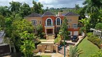 Homes for Sale in Garden Hills, Guaynabo, Puerto Rico $1,950,000