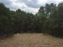 Lots and Land Sold in Mountain Springs Ranch, Canyon Lake, Texas $65,000