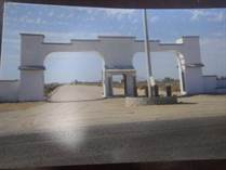 Lots and Land for Sale in Sonora, Puerto Penasco, Sonora $37,400