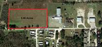 Lots and Land for Sale in Jennings, Louisiana $150,000