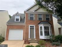 Homes for Rent/Lease in Centre Ridge, Centreville, Virginia $2,350 monthly