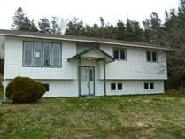 Homes for Sale in Dildo, Newfoundland and Labrador $115,000