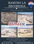 Lots and Land for Sale in La Escondida, Ensenada, Baja California $80