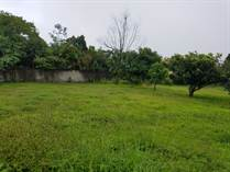 Lots and Land for Sale in Grecia, Alajuela $78,947