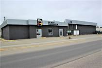 Commercial Real Estate for Sale in Claresholm, Alberta $840,000
