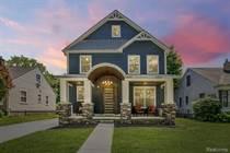 Homes for Sale in Birmingham, Michigan $999,900