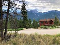 Lots and Land for Sale in Columbia Lake, British Columbia $99,900