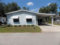 Homes for Sale in Whispering Pines MHP, Kissimmee, Florida $45,500