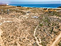 Lots and Land for Sale in El Pescadero, Baja California Sur $82,000