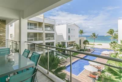 Punta Cana Beachfront Condo For Sale | Costa Atlantica 03302 | Los Corales, Dominican Republic