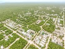 Lots and Land for Sale in Tulum, Aldea Zama Tulum, Quintana Roo $709,333