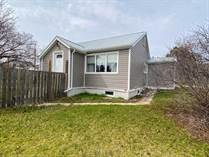 Homes for Sale in Minnedosa, Manitoba $189,900
