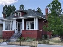 Homes Sold in Butte, Montana $169,900