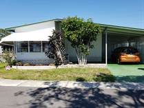 Homes for Sale in Serendipity Mobile Home Park, Clearwater, Florida $25,000