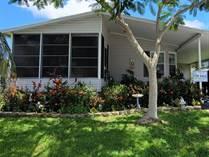 Homes Sold in Pinelake Gardens and Estates, Stuart, Florida $87,500