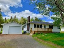 Homes for Sale in Allison, New Brunswick $159,900