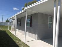 Homes for Sale in Countryside Village Mobile Home Park, Tampa, Florida $85,000