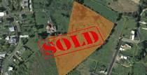 Lots and Land Sold in Piedras Blanca, Aguada, Puerto Rico $155,000