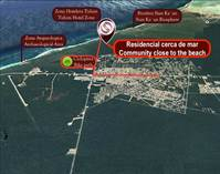 Lots and Land for Sale in Tulum, Quintana Roo $5,220,096