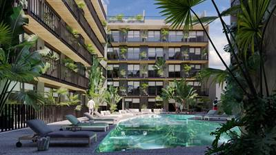 APARTMENTS FOR SALE IN PLAYA DEL CARMEN, LUXURY AND GREAT LOCATION