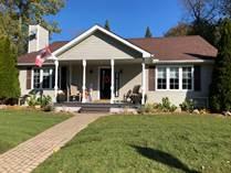 Homes Sold in Southampton, Saugeen Shores, Ontario $597,500
