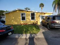 Homes for Sale in Three Lakes Mobile Home Park, Tampa, Florida $78,500