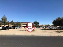 Commercial Real Estate for Sale in Victorville, California $150,000