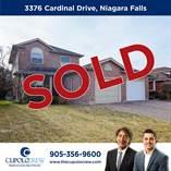 Homes Sold in Mount Carmel, Niagara Falls, Ontario $475,000