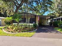 Homes for Sale in Kingswood, Riverview, Florida $69,900