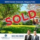 Homes Sold in Dorchester Gardens, Niagara Falls, Ontario $509,900