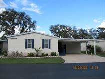 Homes for Sale in Southport Springs, Zephyrhills, Florida $99,900