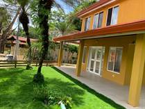 Homes for Sale in Calle Hermosa, Playa Hermosa, Puntarenas $185,000