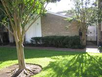 Homes for Sale in Townhouse Manor, Houston, Texas $239,900