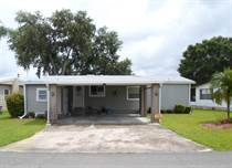 Homes for Sale in Country Wood, Plant City, Florida $44,900